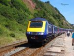 First Great Western 43153 at Teignmouth by The-Transport-Guild