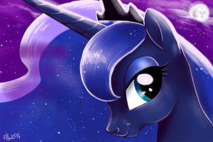 Just Luna by Adlynh