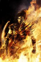 Prince of Persia ilustraciones by Dark-AngeL-21