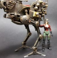 more of the field walker by RatfinkCustoms