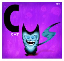 cheshire cat by mikeorion22