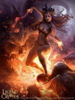 Legend of the Cryptids by Grafit-art