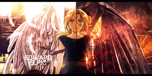 Edward Elric by Voqus