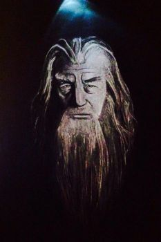 Gandalf by Alquarus