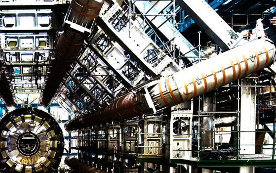Large Hadron Collider by PreoSmo
