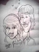 Prom Caricatures by Tweeter72