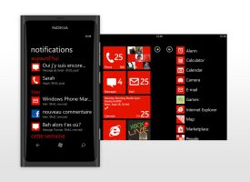 WP Notification Center Mock Up by jango07
