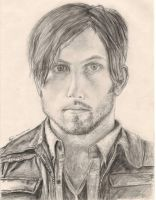 Caleb Followill by TheMoho