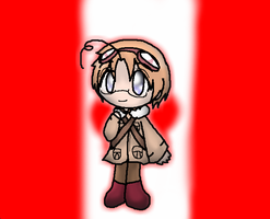 Happy Independence Day - Canada by SkyWarriorKirby