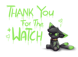 Thx for Watching Virus by VirusDrawing