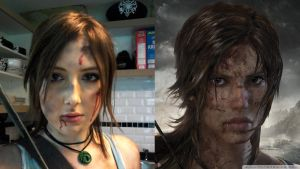 Lara Croft Teaser Picture by Tarah-Rex