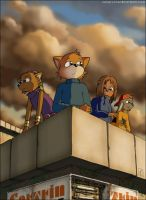 AMETHYST - Cover Picture 2005 by zonefox