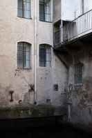 Living Upon The Canal by Redsterfish