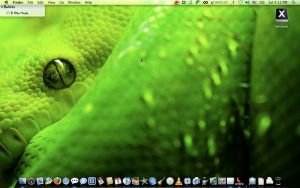 snake wallpaper mac by saihat99