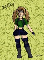 Nelly by x-Dragonqueen-x