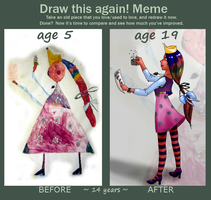 14 years of Improvement by Nahemii