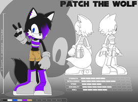 Patch the Wolf '12 Reference Sheet by Zero20-2