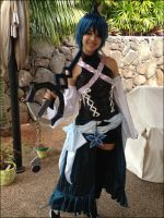 Kingdom Hearts Birth By Sleep: Aqua by Betwixt779