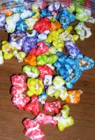 Just a Rush of Rainbow Popcorn by Inamkur