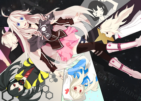 VOCALOID Print 2: IA by purspecktif