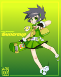 PPG Z:Buttercup by DirtyBrownPaper