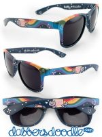 New Nyan Sunglasses by DablurArt