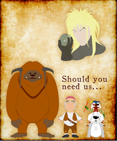 Should you need us by MBBedard