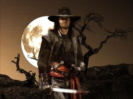 Solomon Kane by AMANDABOMINATION
