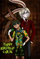 Very Belated Birthday GYRHS by Succubus1982