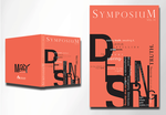 Symposium Book Cover by Strangerka