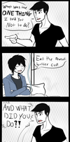 BH6 Comic: Peanuts by braidsofsilver