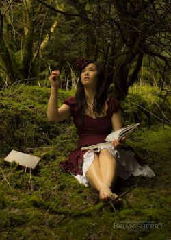 Forest Tale. by Carmello-cosplay