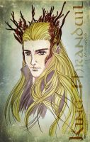 King Thranduil by Neldorwen