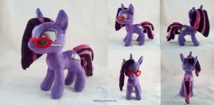Ology Plushie by dollphinwing