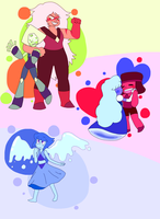 Look at All These Space Rocks by sugaryDragon413