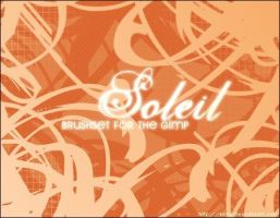 soleil : brushset by firry