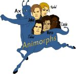 Animorphs by Starshadow16