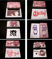 Sample Stamps by yuliya