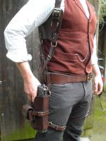 Steampunkholster-2 by Leder-Joe