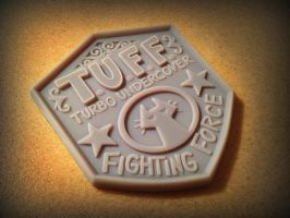 Request: T.U.F.F. Badge by ClothBender