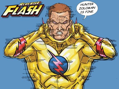 Reverse Flash - Zoom by Superman8193