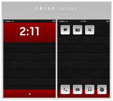 CRISPTHEME - WIP by ChicanoDesigns