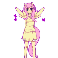 FlutteryShy by MiniWoopWoop