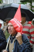 1st of May Manif II by SaberNiphon