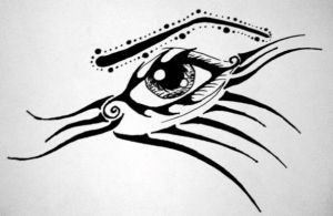 Eye Tatt Thing by AcidUnicorn