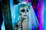Skull Ghost::::::: by Witchiko