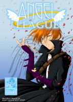 Angel League 3 Front Cover by tigerangel
