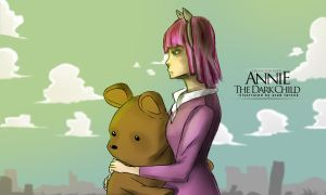 Annie and Baby Tibbers - League of Legends fan art by faruuk-sama