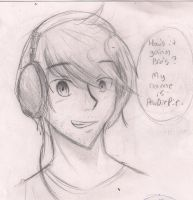 PewDiePie by Meli-Melon