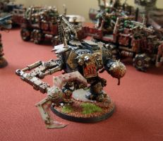 Deff Dread by Noveros